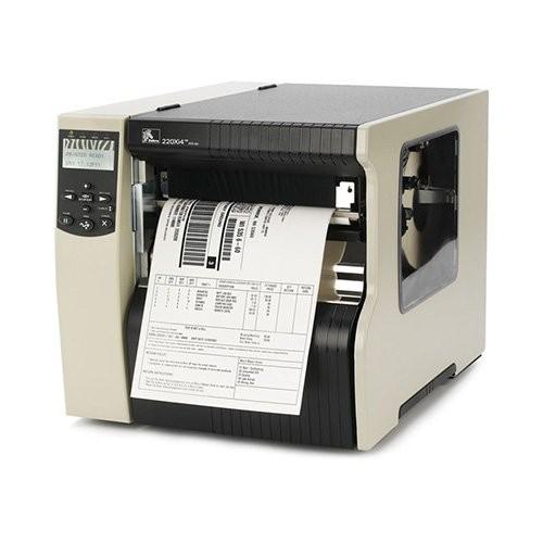Zebra 220Xi4, 8 dots/mm (203 dpi), ZPLII, print server (ethernet) (220-80E-00003)