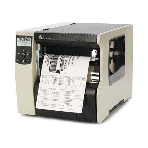 Zebra 220Xi4, 8 dots/mm (203 dpi), cutter, ZPLII, print server (ethernet) (220-80E-00103)