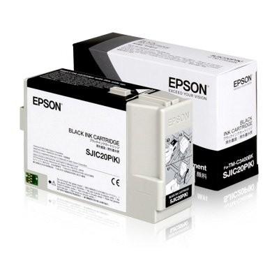 Epson δοχείο μελανιού (μαύρο) (C33S020490)
