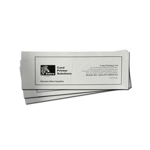 Zebra κάρτα καθαρισμού