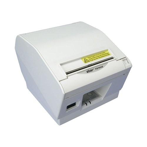 Star TSP847IIU-24, USB, 8 dots/mm (203 dpi), cutter, λευκό (39443901)