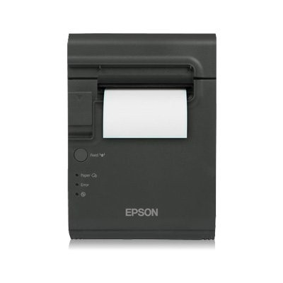 Epson TM-L90, 8 dots/mm (203 dpi), USB, Wi-Fi, μαύρο (C31C412412W)