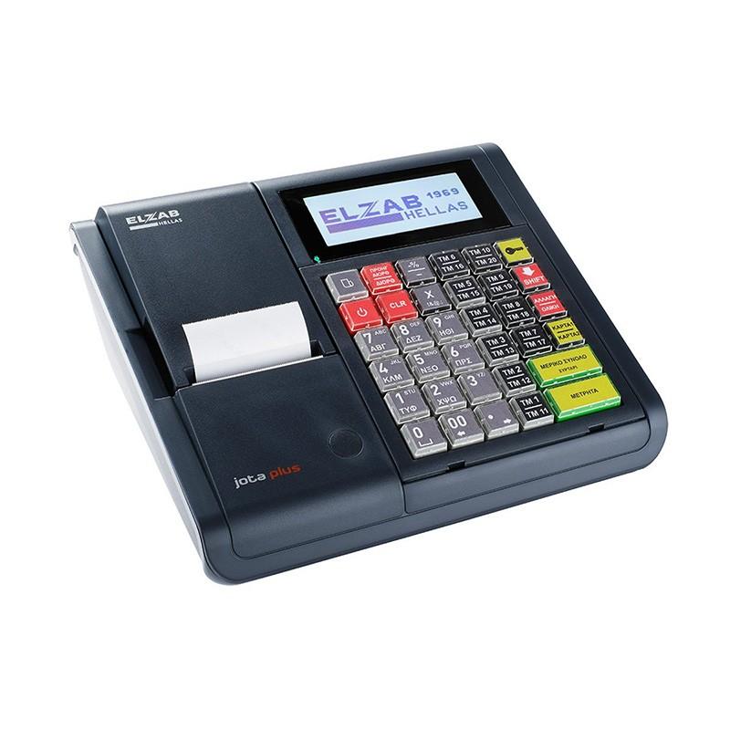 Ταμειακή Μηχανή ELZAB Jota Plus - πληρωμή έως 6 άτοκες δόσεις