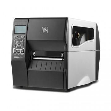 Zebra ZT230, 12 dots/mm (300 dpi), οθόνη, ZPLII, USB, RS232 (ZT23043-T0E000FZ), ZT23043-T0E000FZ