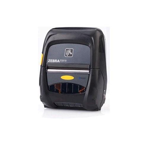 Zebra ZQ510, 8 dots/mm (203 dpi), linerless, οθόνη, ZPL, CPCL, USB, bluetooth, Wi-Fi (ZQ51-AUN100E-00)
