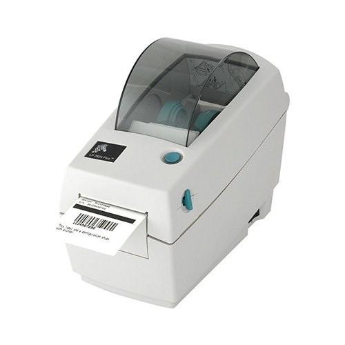 Zebra LP2824 Plus, 8 dots/mm (203 dpi), peeler, RTC, EPL, ZPL, LPT (282P-201221-040)