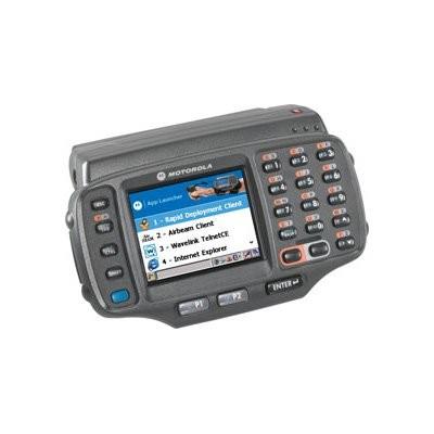 Zebra WT41N0, USB, bluetooth, Wi-Fi, αλφαριθμητικό, επεκτάσιμη μπαταρία, WEC 7 (EN) (WT41N0-T2H27ER)