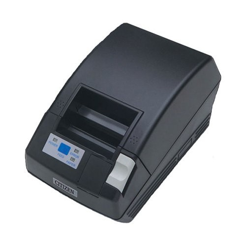 Citizen CT-S281, USB, 8 dots/mm (203 dpi), cutter, μαύρο (CTS281UBEBK)