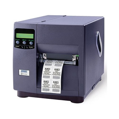 Datamax I-4310e, 12 dots/mm (300 dpi), οθόνη, DPL, PL-Z, PL-I, USB, RS232, LPT, Ethernet (I13-00-46000L07)