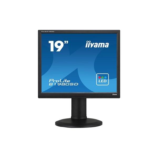 iiyama ProLite B1980SD, 48.3 cm (19''), μαύρο (B1980SD-B1)