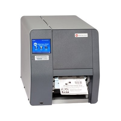 Datamax p1125, media hanger, 12 dots/mm (300 dpi), οθόνη, PCL, USB, Ethernet (PAC-00-46000004)