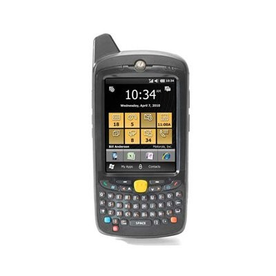 Zebra MC65, 2D, USB, bluetooth, Wi-Fi, 3G (HSDPA), AZERTY, GPS (FR) (MC659B-PD0BFD00100)