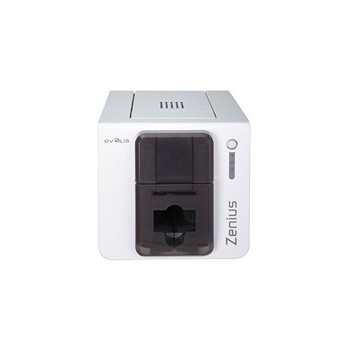 Evolis Zenius Classic, μονής όψης, 12 dots/mm (300 dpi), USB (ZN1U0000TS)