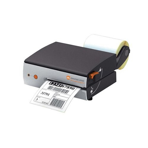 Datamax Compact4 mobile, 8 dots/mm (203 dpi), LP, Wi-Fi, (Ethernet) (XD3-00-07000000)