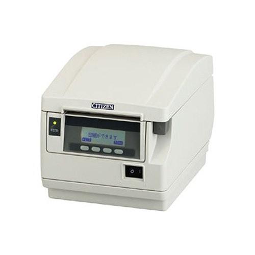 Citizen CT-S851, Wi-Fi, 8 dots/mm (203 dpi), cutter, οθόνη, λευκό (CTS851SNNEWHW)