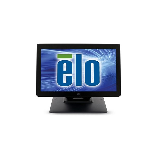 Elo 1502L, 39.6 cm (15,6''), projected capacitive, 10 TP, full HD, μαύρο (E045538)