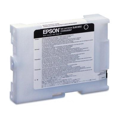 Epson δοχεία μελανιού, μαύρο (C33S020267)