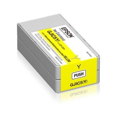 Epson δοχεία μελανιού, κίτρινο (C13S020566)