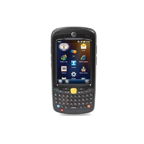 Zebra MC55A0, 1D, USB, bluetooth, Wi-Fi, QWERTY (MC55A0-P20SWQQA7WR)