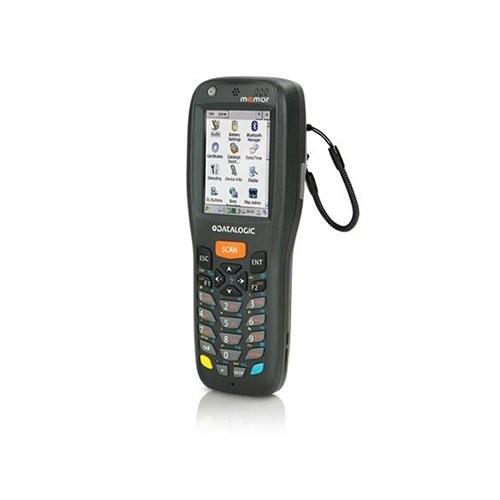 Datalogic Memor X3, 1D, USB, RS232, bluetooth, Wi-Fi, αριθμητικό, kit (USB)
