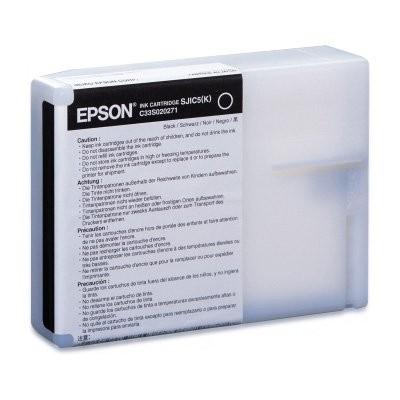 Epson δοχεία μελανιού, μαύρο (C33S020271)