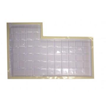 Κάλυμα πληκτρολογίου για ταμειακή μηχανή SAREMA DI-50