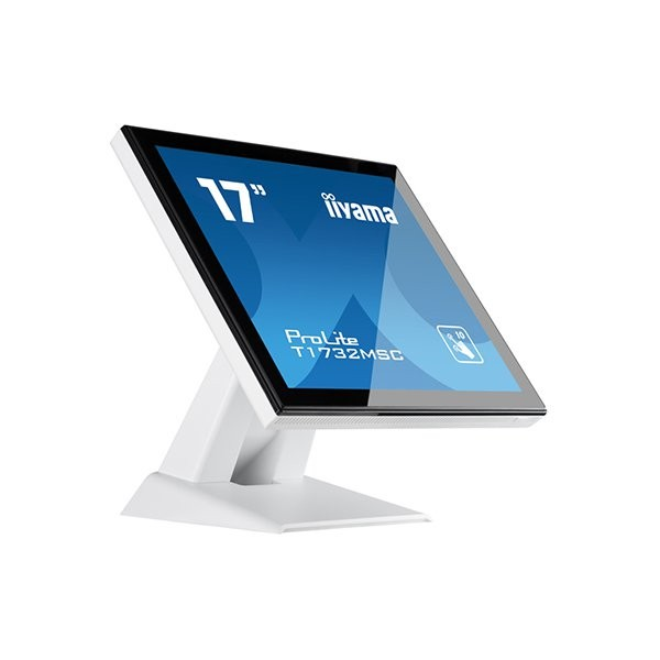 iiyama ProLite T1732MSC, 43.2 cm (17''), projected capacitive, 10 TP, λευκό (T1732MSC-W1X)