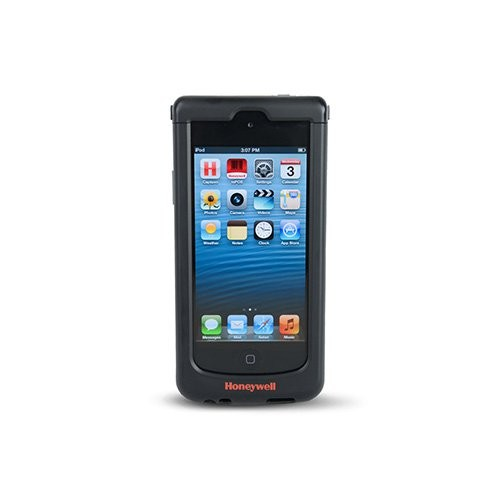 Honeywell Captuvo SL22 για Apple iPod touch 5, 2D, kit (USB), μαύρο (SL22-022201-K)