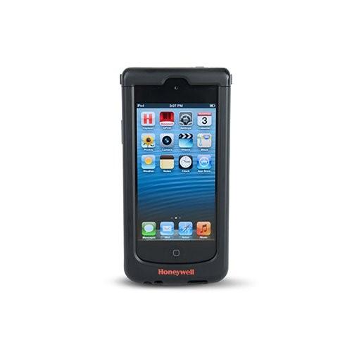 Honeywell Captuvo SL22 για Apple iPod touch 5G, 2D, HD, kit (USB), επεκτάσιμη μπαταρία, λευκό (SL22-023302-h-k)
