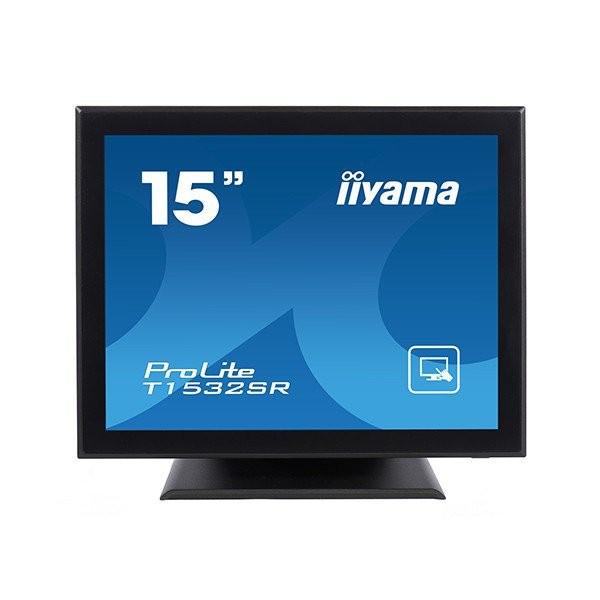 iiyama ProLite T1532SR, 38.1 cm (15''), μαύρο (T1532SR-B3)
