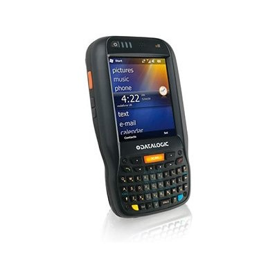 Datalogic elf, 2D, bluetooth, Wi-Fi, QWERTY, kit (USB) (EN)