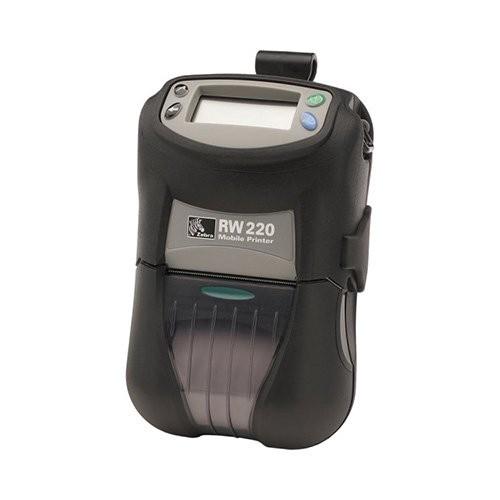 Zebra RW 220, 8 dots/mm (203 dpi), οθόνη, EPL, ZPL, CPCL, Wi-Fi (R2D-0UGA000E-00)