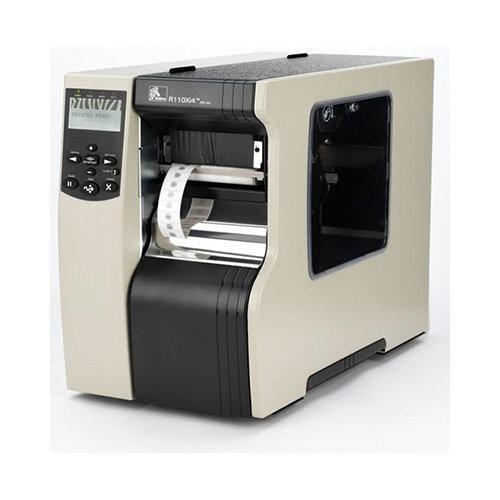 Zebra R110Xi4, 12 dots/mm (300 dpi), peeler, rewinder, RFID, ZPLII, (Ethernet) (R13-80E-00203-R1)
