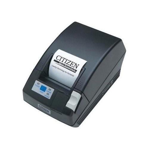 Citizen CT-S281L, USB, 8 dots/mm (203 dpi), cutter, μαύρο (CTS281UBEBKPLM1)
