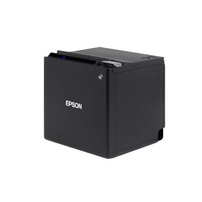 Epson TM-m30, USB, Ethernet, Wi-Fi, 8 dots/mm (203 dpi), ePOS, μαύρο (C31CE95122B0)
