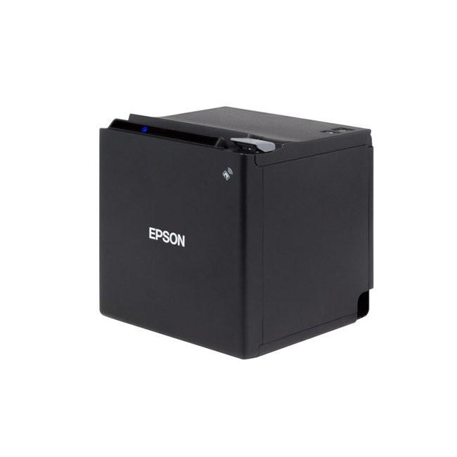 Epson TM-m30, USB, Ethernet, Wi-Fi, 8 dots/mm (203 dpi), ePOS, μαύρο (C31CE95122B1)
