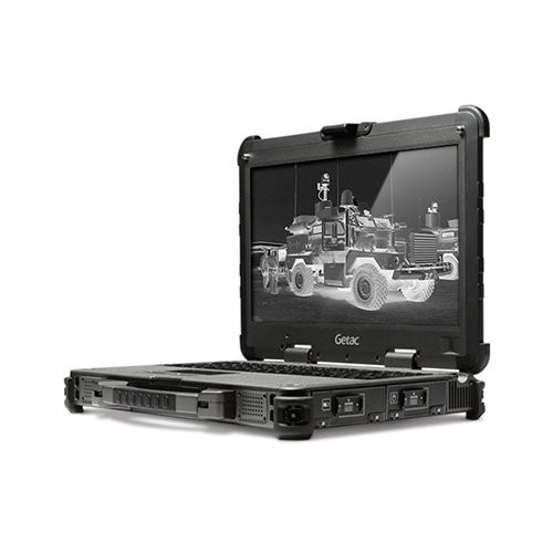 Getac X500G2 Premium, 39.6 cm (15,6''), Win.7, QWERTZ, GPS, SSD, full HD (XA9ICDDBFEXX)