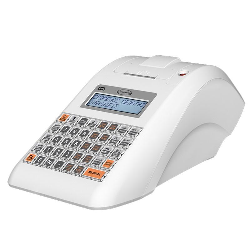 Ταμειακή Μηχανή DCR All in One Plus Λευκή - πληρωμή έως 6 άτοκες δόσεις