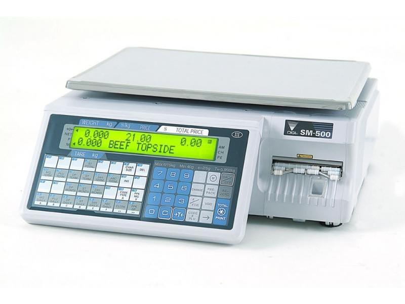 DIGI SM-500 EB MK4 15Kg