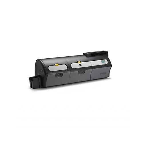 Zebra ZXP Serie 7, διπλής όψης, 12 dots/mm (300 dpi), USB, Ethernet, MSR, contact, χωρίς επαφή (Z74-AM0C0000EM00)