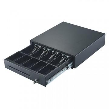 Συρτάρι ταμειακής μηχανής ACR CDR-C4141 μαύρο μεταλλικό, CDR-C4141