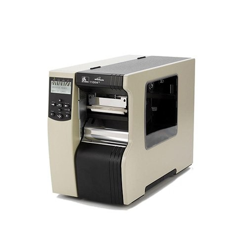 Zebra 110Xi4, 24 dots/mm (600 dpi), peeler, rewind, ZPLII, print server (ethernet) (116-80E-00204)