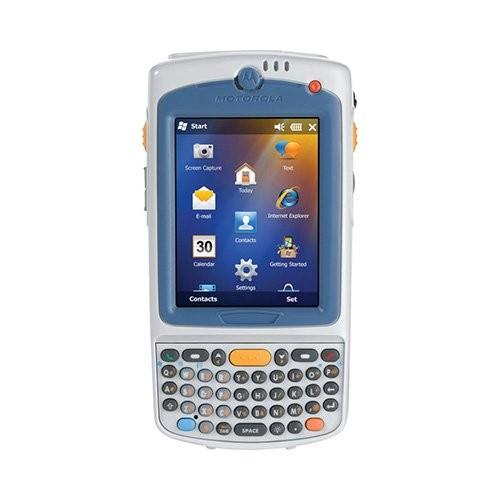 Zebra MC55A0, 2D, DL, USB, bluetooth, Wi-Fi, QWERTY (MC55A0-H70SWQQA9WR)