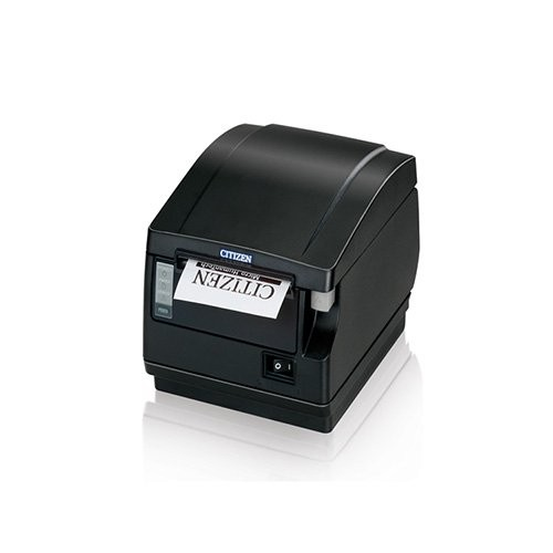Citizen CT-S651, Ethernet, 8 dots/mm (203 dpi), cutter, μαύρο (CTS651SNNEBKE)