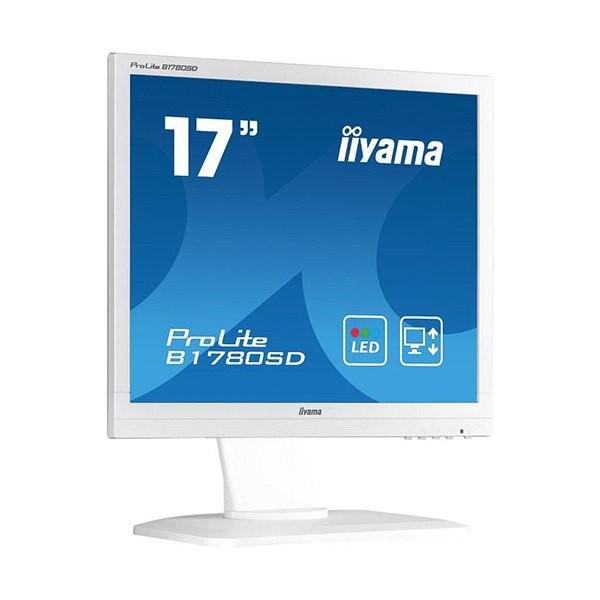 iiyama ProLite B1780SD, 43.2 cm (17''), λευκό (B1780SD-W1)
