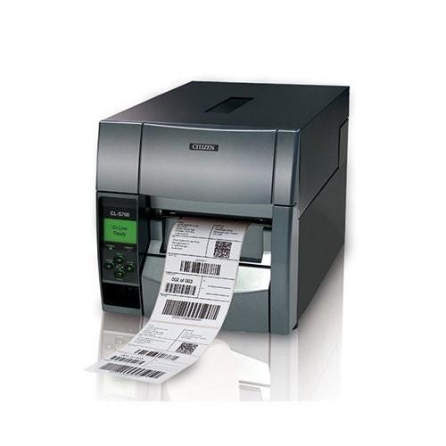Citizen CL-S703, 12 dots/mm (300 dpi), cutter, MS, ZPLII, Datamax (Ethernet) (1000795EC)
