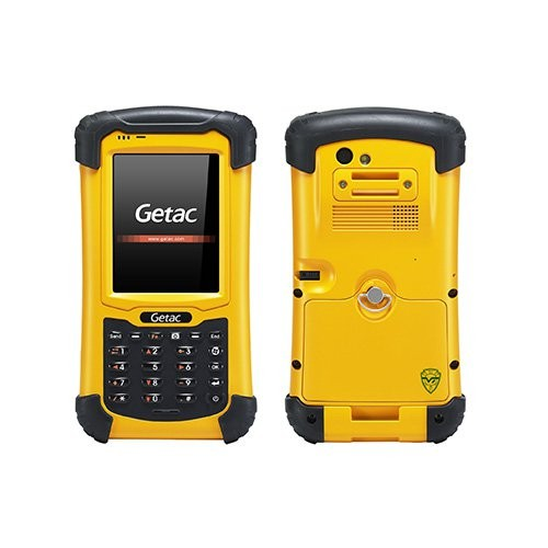 Getac PS236, bluetooth, Wi-Fi, 3G (HSDPA), PDA, GPS, υψομετρητής, κίτρινο (EN) (PS236GYNDY1461PWWE)