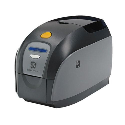 Zebra ZXP Series 1, μονής όψης, 12 dots/mm (300 dpi), USB, MSR (Z11-0M000000EM00)