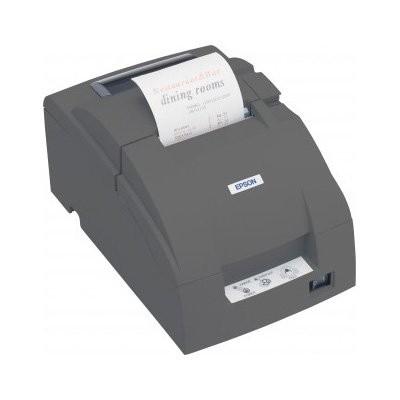 EPSON TM-U220D, USB, μαύρο (C31C515052U)
