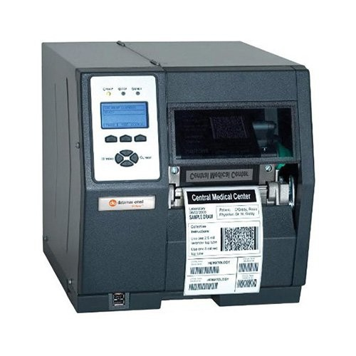 Datamax H-4310, 12 dots/mm (300 dpi), RTC, οθόνη, USB, RS232, LPT, Ethernet (C43-00-46000007)